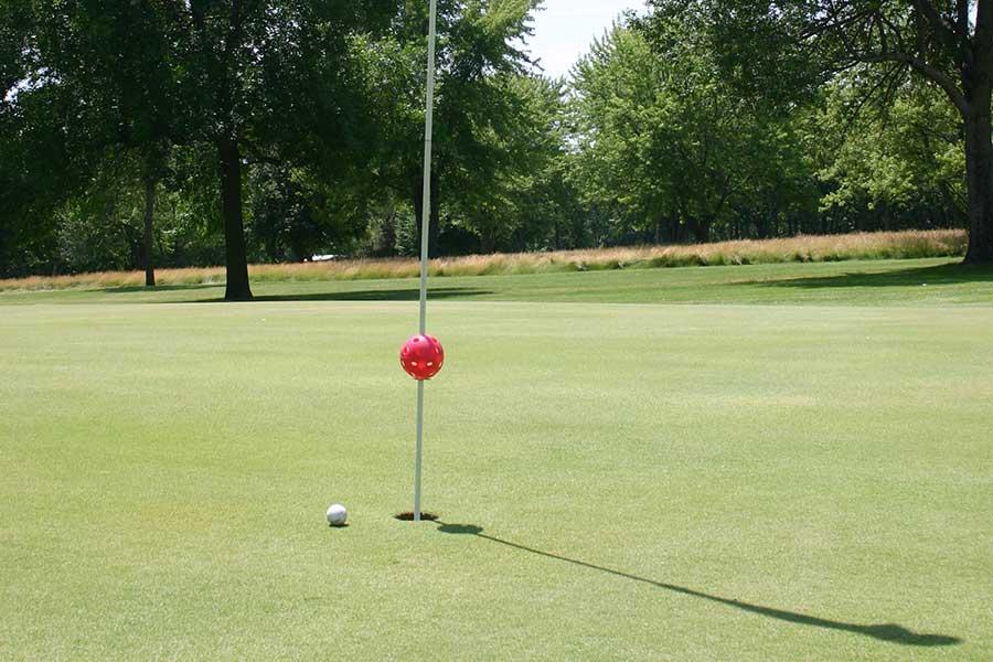 Madelia Golf Course hole 8